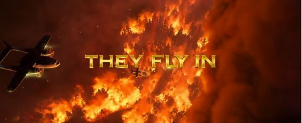 Planes -Fire and Rescue Trailer