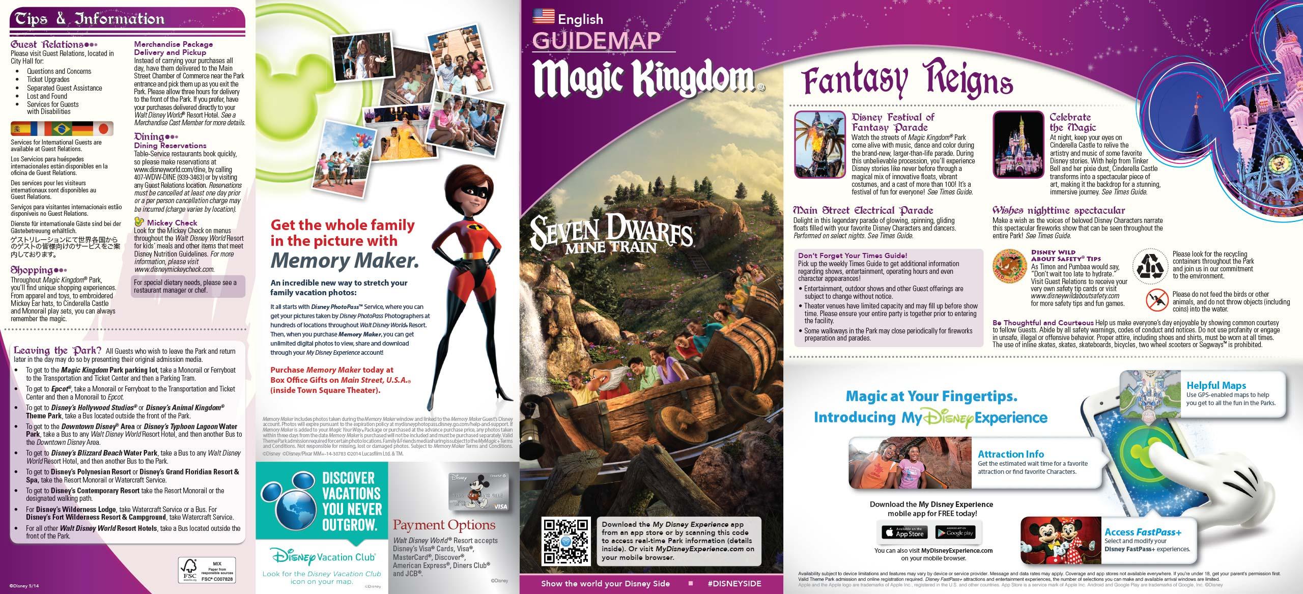 Magic Kingdom Officially Welcomes the Seven Dwarfs Mine Train ...