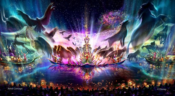 New Details on ÒRivers of LightÓ Nighttime Spectacular Coming to DisneyÕs Animal Kingdom