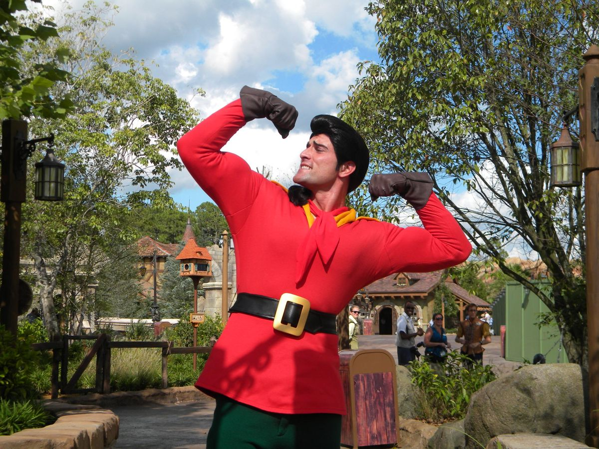 Gaston Meet and Greet
