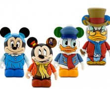 Vinylmation: Christmas collections