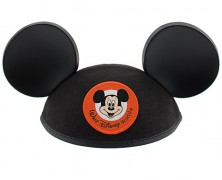 The Worlds First Mickey Mouse Ears Hat!
