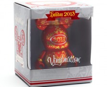 Vinylmation: For your Christmas tree!