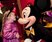 New Mickey Mouse Meet and Greet Opens in Disneyland Paris