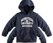 Monsters University Apparel – possible joke!