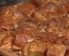 The Great DB Cook Off: Banana Bread Pudding