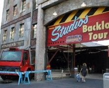 Goodbye Studio Backlot Tour