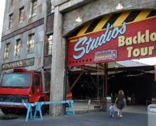 Goodbye Studio Backlot Tour