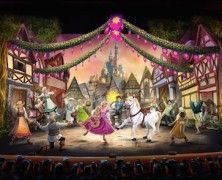 Tangled: The Musical Comes to the Disney Cruise Line