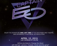 Disneyland Paris says Goodbye Captain EO