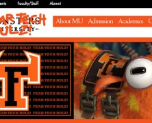 Monsters University Website – Hacked!