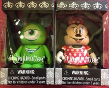 Vinylmation: Theme Park favourites
