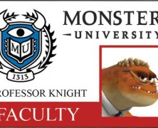 Meet the New Students at Monsters University