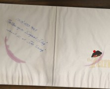 The Tam Napkin – Document