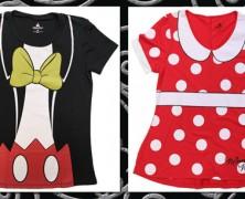 Instant Halloween Costumes from Disney Parks Merchandise